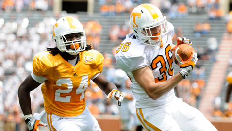 Former local prep stars shine for football Vols