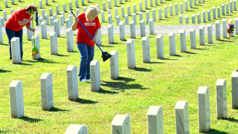 Keller Williams Realty Honors Veterans