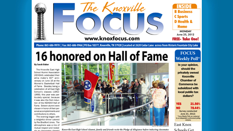 The Knoxville Focus: Monday, June 25, 2012