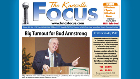 The Knoxville Focus: Monday, July 16, 2012