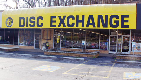 10 Years returns to South Knoxville for Disc Exchange Performance