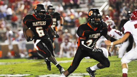 Strong running game helps Powell extend its winning streak in the Battle of Emory Road