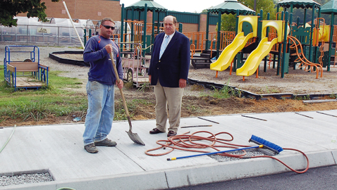 Mike McMillan Pleased By Ritta Traffic Improvements