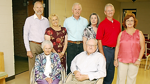 Celebrating 70 years: Bill and Georgia Wright of Corryton