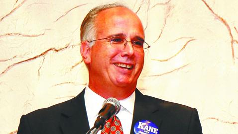 POLITICAL ANALYSIS: Kane Beats Hutchison