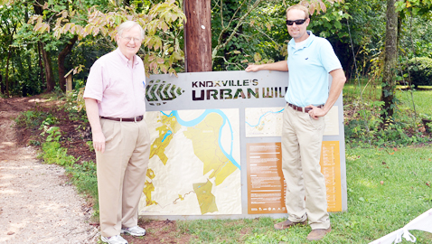 Urban Wilderness Open For Business