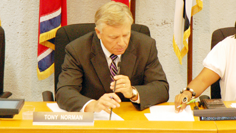 Tony Norman selected as new Commission Chair