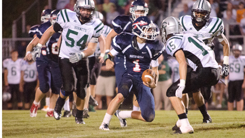 South Doyle remains perfect after shutout over Carter