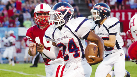 South-Doyle Delivers Shutout over Heritage