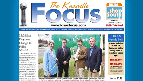View Monday, October 15 Knoxville Focus online