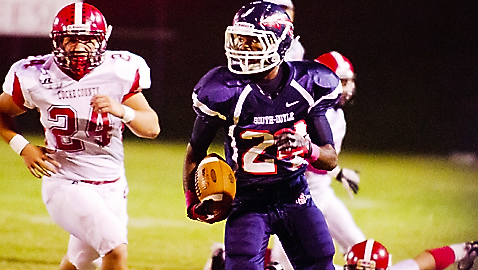 South Doyle gives perfect performance over Cocke County