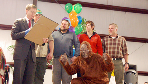 Bigfoot Day in Knox County