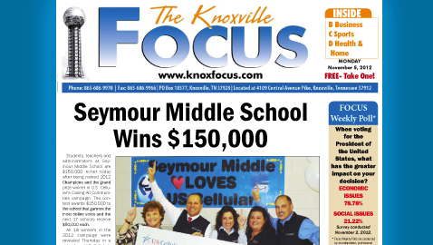 Knoxville Focus for Monday, November 5