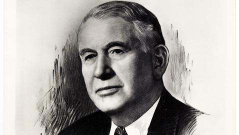 Alben W. Barkley of Kentucky