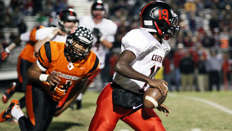 Powell defeats Central – Again