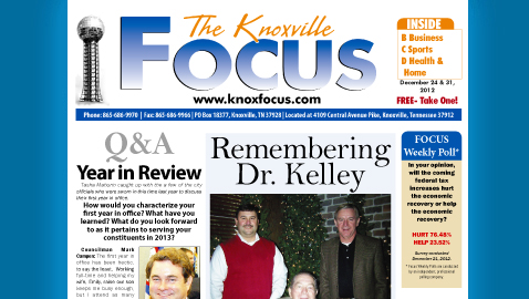 Knoxville Focus for Monday, December 24