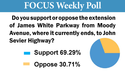Despite Media Barrage, South Knoxvillians Still Support Parkway Extension
