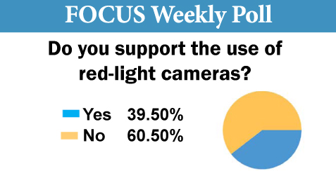 Knox Countians Don't Like Red-Light Cameras