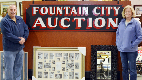 Fountain City Auction:  An auction experience you don't want to miss