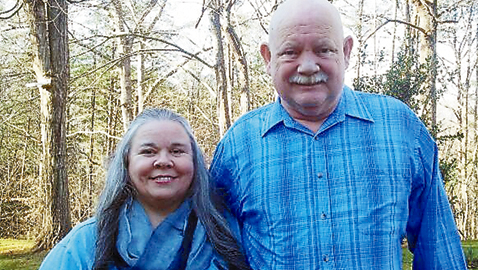 Sevier Co. couple find hope at Center