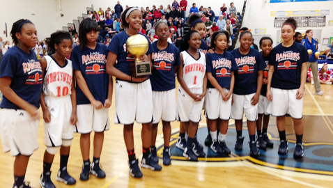 Northwest claims girls middle school title