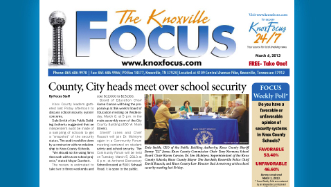 Knoxville Focus for Monday, March 4