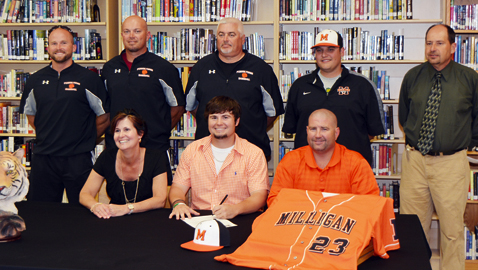 Colt Buchanan to play for Milligan after standout prep career