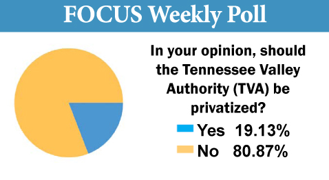 Knox Countians Solidly Against TVA Being Privatized