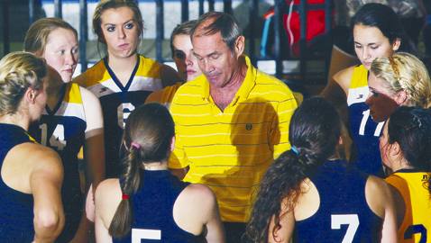 Hall of famer Ed Irvin produced dominating record in volleyball