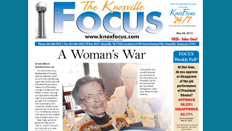 Knoxville Focus for Tuesday, May 28
