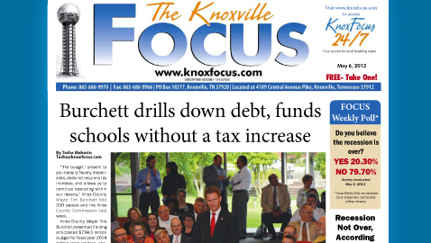 Knoxville Focus for Monday, May 6