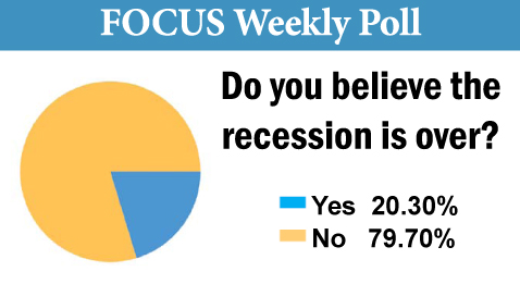 Recession Not Over, According to Knox Countians