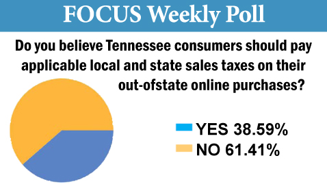 Focus Poll for May 13