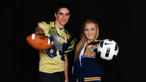 A YEAR TO REMEMBER: Focus recognizes local high school Athletes of the Year