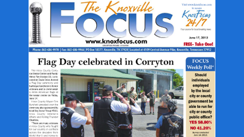 Knoxville Focus for June 17, 2013