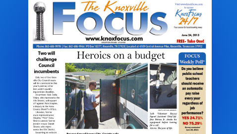Knoxville Focus for June 23, 2013