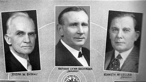 The 1938 Senate Primary in Tennessee,IV