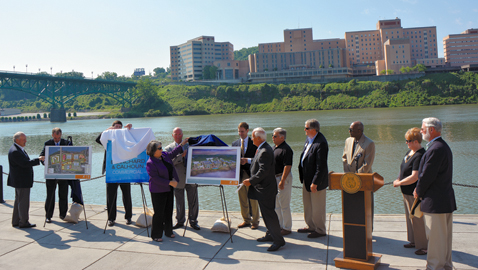 South Waterfront finds new momentum