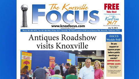 Knoxville Focus for Monday, July 15