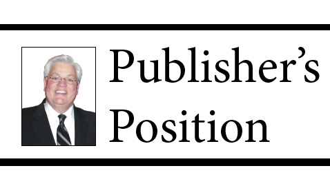 Publisher's Position: When Down is Up and Up is Down