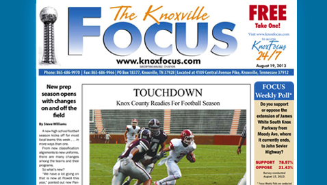 Knoxville Focus for August 19