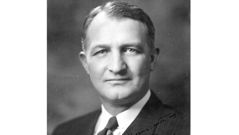 Chapman Revercomb of West Virginia