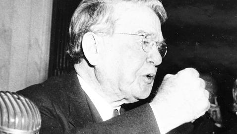 A Tale of Tennessee and the FBI:  Senator K. D. McKellar and J. Edgar Hoover