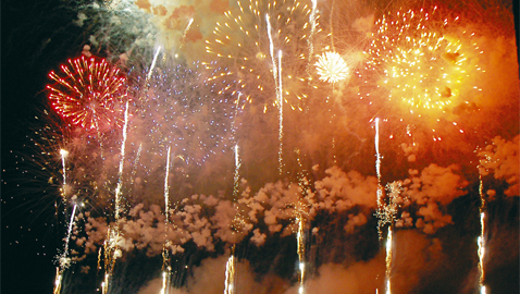 Boomsday returns to Henley Bridge