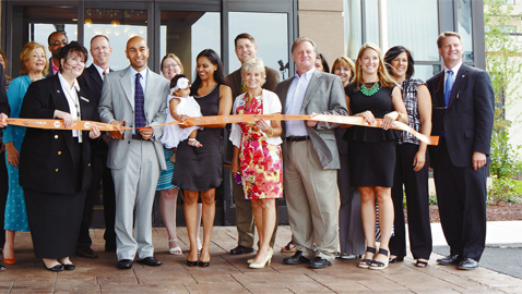 Embassy Suites Knoxville West Celebrates Grand Opening
