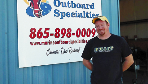 Marine Outboard Specialties offers topnotch service with a personal touch