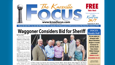 Knoxville Focus for September 9, 2013