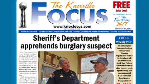 Knoxville Focus for September 23, 2013