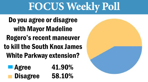 Focus Poll for September 9, 2013