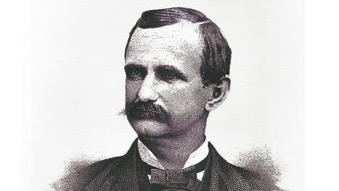 Congressman Leonidas Campbell Houk